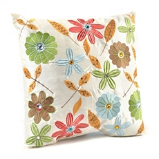 Melina Floral Pillow at Kirkland's