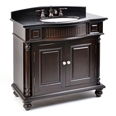 Mahogany Grandview Vanity Sink, 36in. at Kirkland's