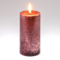 Pomegranate Pillar Candle, 6 in. at Kirkland's