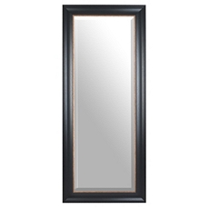 Black Full Length Mirror, 34x80 at Kirkland's