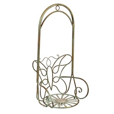 Metal Butterfly Swing Chair at Kirkland's