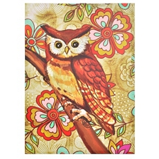 Gold Owl Canvas Art Print at Kirkland's
