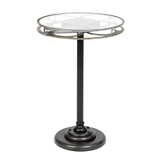 Metal Movie Reel Side Table at Kirkland's