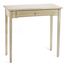 Distressed Gray Console Table at Kirkland's