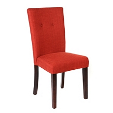 Red Flame Parsons Chair at Kirkland's