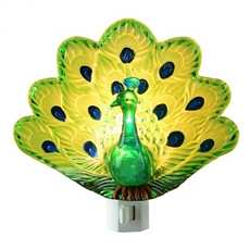 Peacock Night Light at Kirkland's