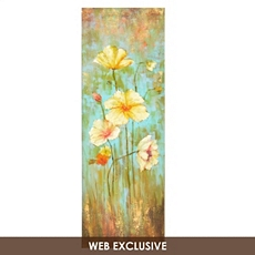Summer Floral I Canvas Art Print at Kirkland's