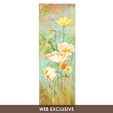 Summer Floral II Canvas Art Print at Kirkland's
