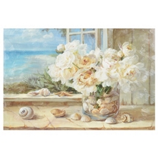 By The Sea Canvas Art Print at Kirkland's