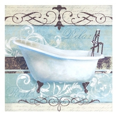Elegant Spa I Canvas Art Print at Kirkland's