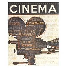 Cinema I Canvas Art Print at Kirkland's