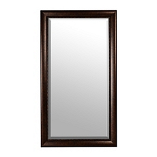 Bronze Full Length Mirror, 38x68 at Kirkland's
