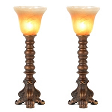 Hampshire Uplight, Set of 2 at Kirkland's
