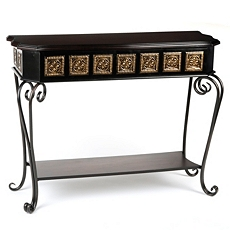 Medallion Console Table at Kirkland's