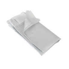 Silver Pleated Napkin at Kirkland's