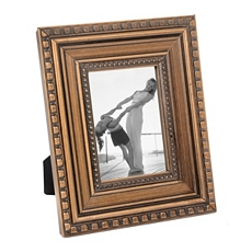 Gold Photo Frame, 5x7 at Kirkland's
