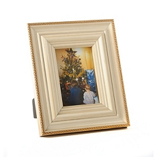 Cream Photo Frame, 5x7 at Kirkland's