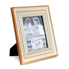Cream Photo Frame, 8x10 at Kirkland's