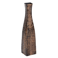 Pebble Bronze Floor Vase at Kirkland's