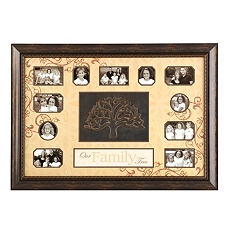 Family Tree Collage Photo Frame at Kirkland's