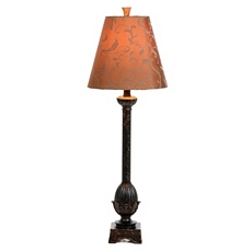 Bronze Damask Buffet Lamp at Kirkland's