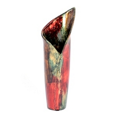 Rainbow Ceramic Calla Vase at Kirkland's