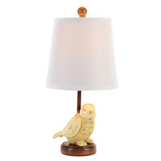 Cream Bird Table Lamp at Kirkland's