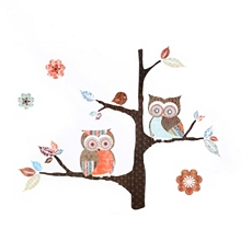 Owl Tree Wall Decal at Kirkland's