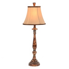 Bronze Harmon Buffet Lamp at Kirkland's