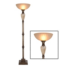 Francisco Torchiere Floor Lamp at Kirkland's