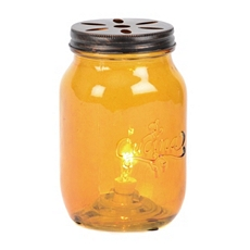 Cucina Glass Jar Night Light at Kirkland's