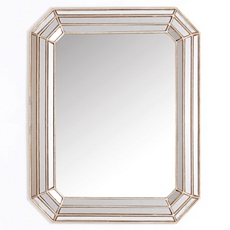 Abby Champagne Mirror at Kirkland's