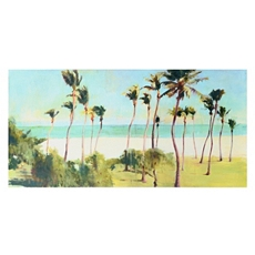 South Beach Canvas Art Print at Kirkland's