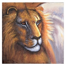 Josephi Lion Canvas Art Print at Kirkland's