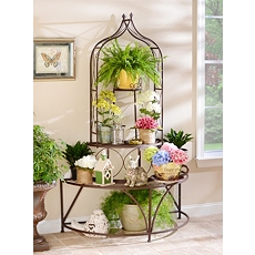 Tiered Plant Stand at Kirkland's
