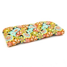Tropical Outdoor Settee Cushion at Kirkland's