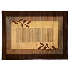 Monarch Brown Rug, 8x11 at Kirkland's