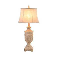 Buttermilk Urn Table Lamp at Kirkland's