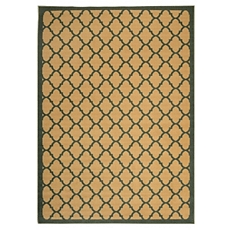 Jackson Blue Lattice Rug, 5x7 at Kirkland's