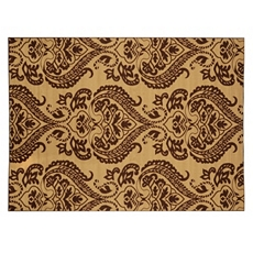 Neutral Damask Jackson Rug, 5x7 at Kirkland's