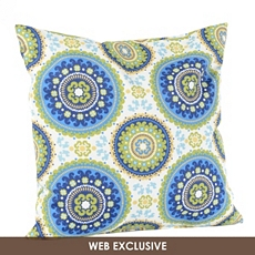 Summer Bindis Outdoor Pillow at Kirkland's