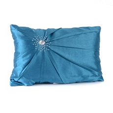 Blue Diamond Burst Pillow at Kirkland's