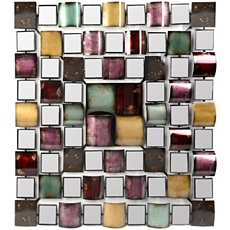Sequential Squares Metal Wall Art at Kirkland's