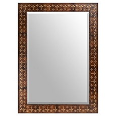 Embossed Cross Mirror, 30x43 at Kirkland's