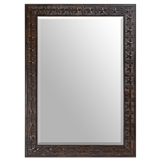 Embossed Stars Mirror, 30x43 at Kirkland's
