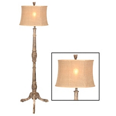 Driftwood Floor Lamp at Kirkland's