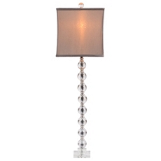 Stacked Orb Glass Table Lamp at Kirkland's