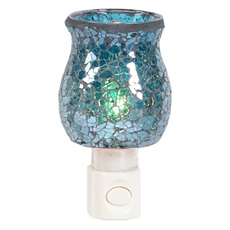 Blue Mosaic Night Light at Kirkland's