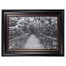 Caddo Dock Framed Art Print at Kirkland's