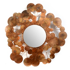Trevino Circle Mirror at Kirkland's